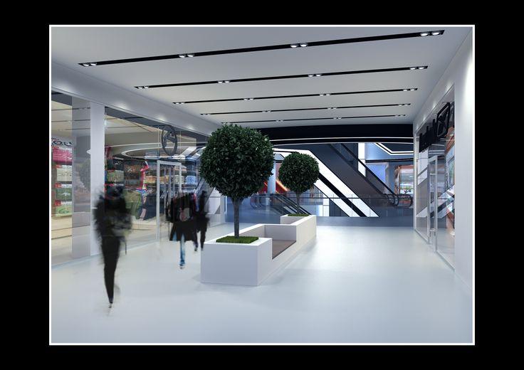 Shopping Mall 24 km MKAD