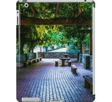 The Sheltered Repose iPad Case/Skin