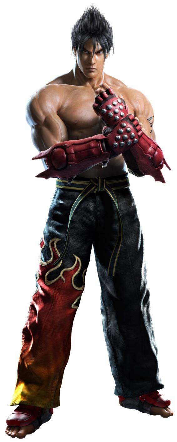 Jin Kazama - ready to lose?