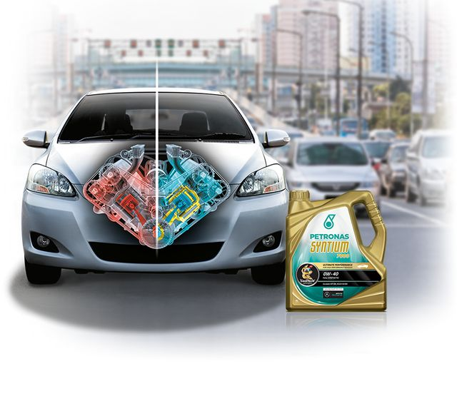 PETRONAS Lubricants International - World Pioneers in Cutting-edge Fluid Technology