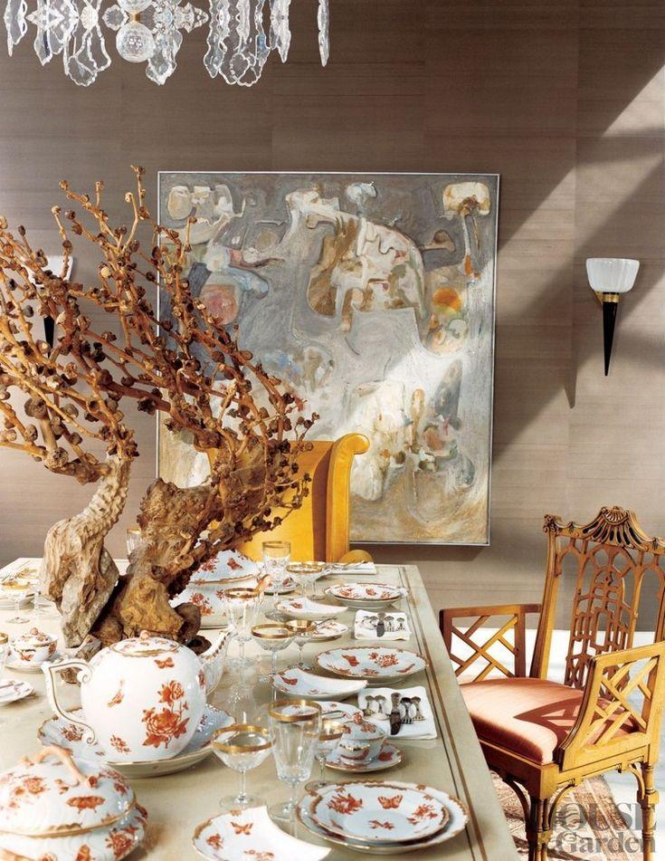 Home inspiration ideas – best modern dining room design ideas by @Kelly Wearstler interiors | #interiordesign #inspiration #diningroomideas