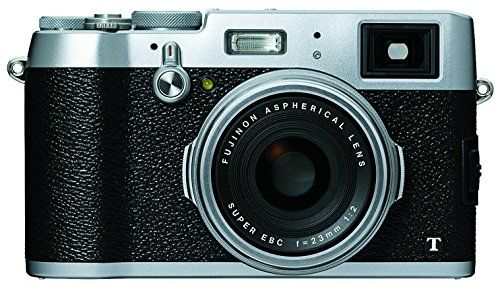 Fujifilm X100T 16 megapixel digital camera. // Now this is something worth having.
