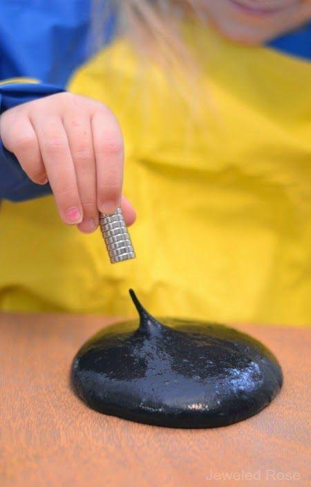 Magnetic limo Receta- esto toma unos minutos para hacer y es una manera segura de WOW a los niños