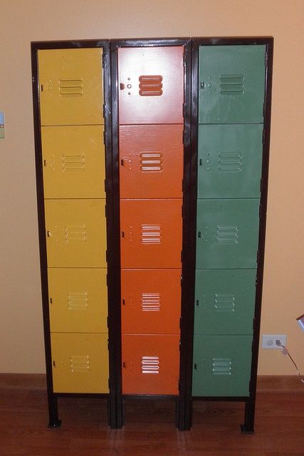 recycled locker -