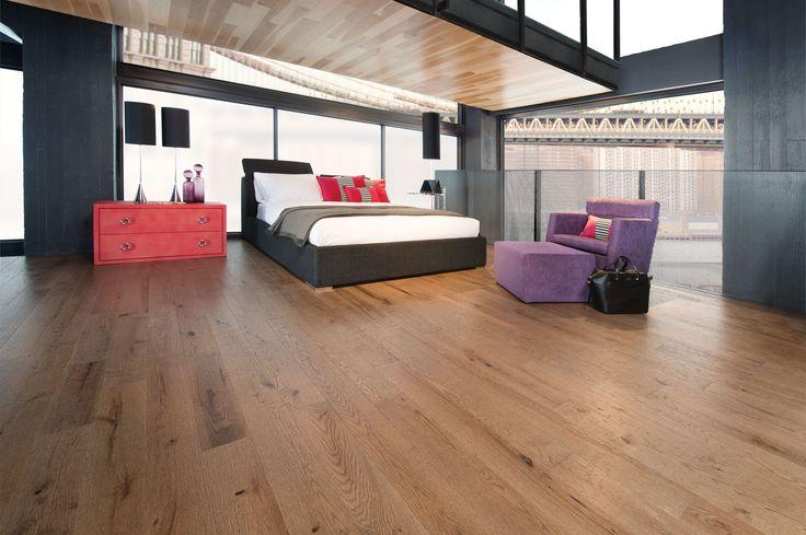Inspirations décors avec du plancher de bois franc - Planchers Mirage