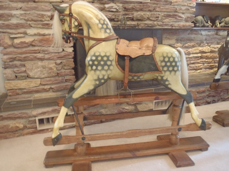 antique rocking horse   Antique Rocking Horses