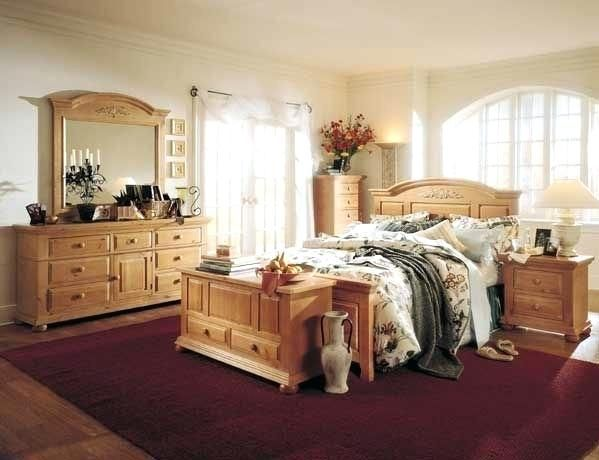 Pin By Winter E On Home In 2020 Broyhill Bedroom Furniture Oak Bedroom Furniture Pine Bedroom Furniture
