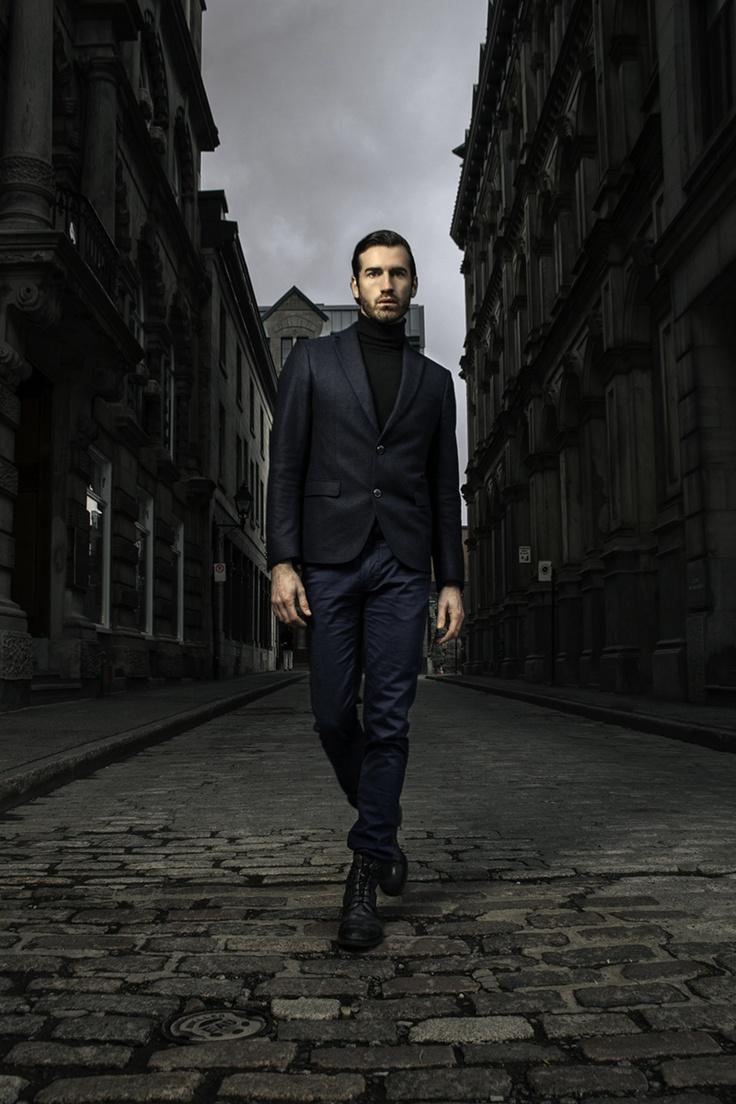 Ted Puglia (Next Models) Photo : César Ochoa