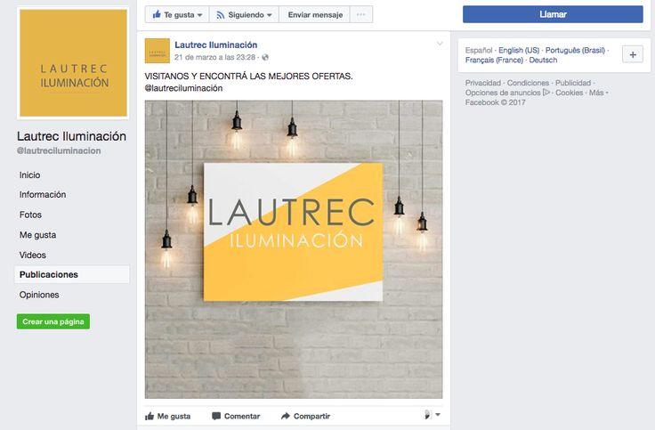 Community Management Lautrec Iluminación