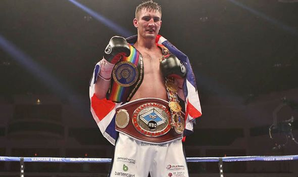 Tommy Langford vows to prove his worth in first world title bout