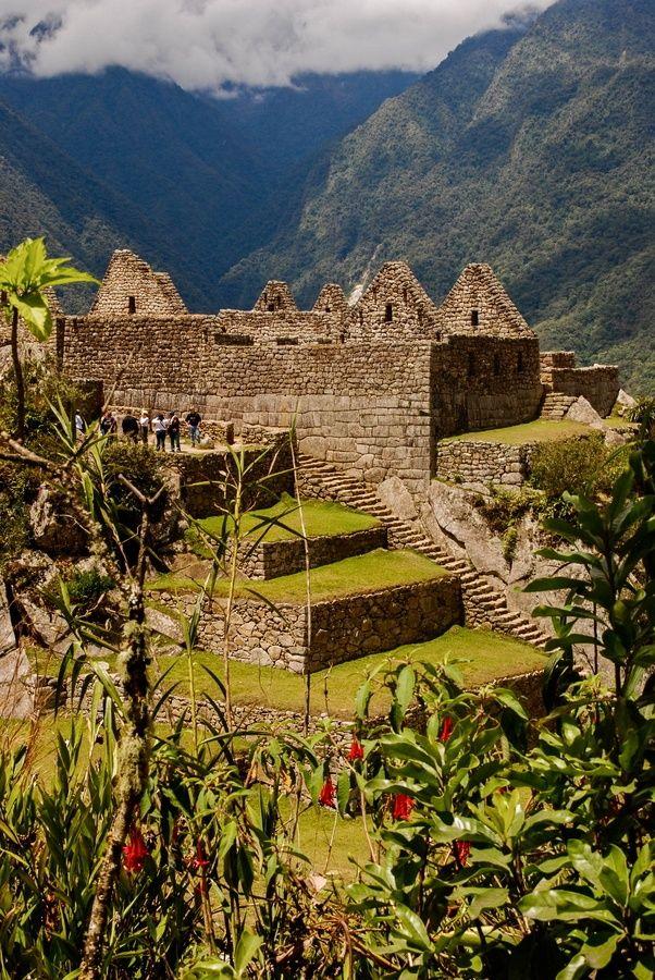 8) Machu Picchu, Peru