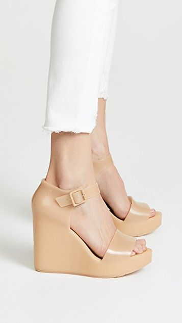 923fd209cca1 Melissa Mar Wedge Sandals