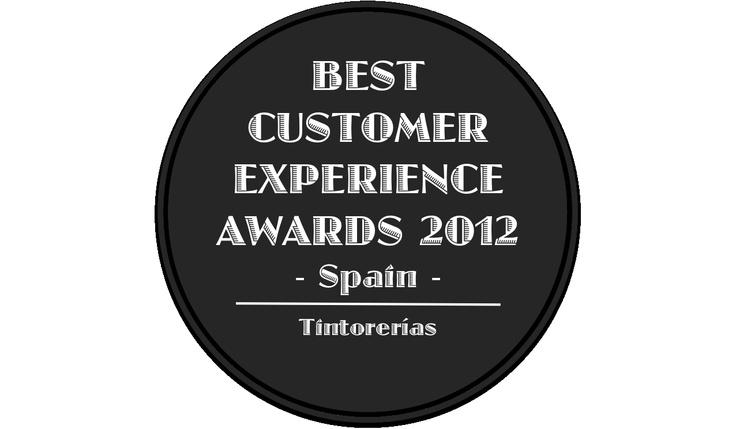 Best Customer Experience Awards, Spain 2012, Categoria, Tintorerias