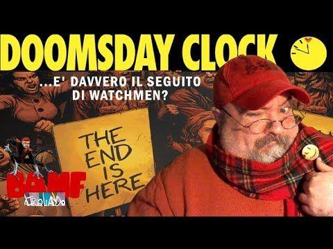 BAMF - Doomsday Clock #1 [di Geoff Johns e Gary Frank] ...è il seguito d...
