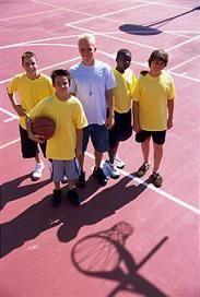 Basketball Rules for Kids (Sportsman)