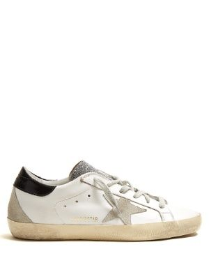Super Star low-top leather trainers | Golden Goose Deluxe Brand | MATCHESFASHION.COM US