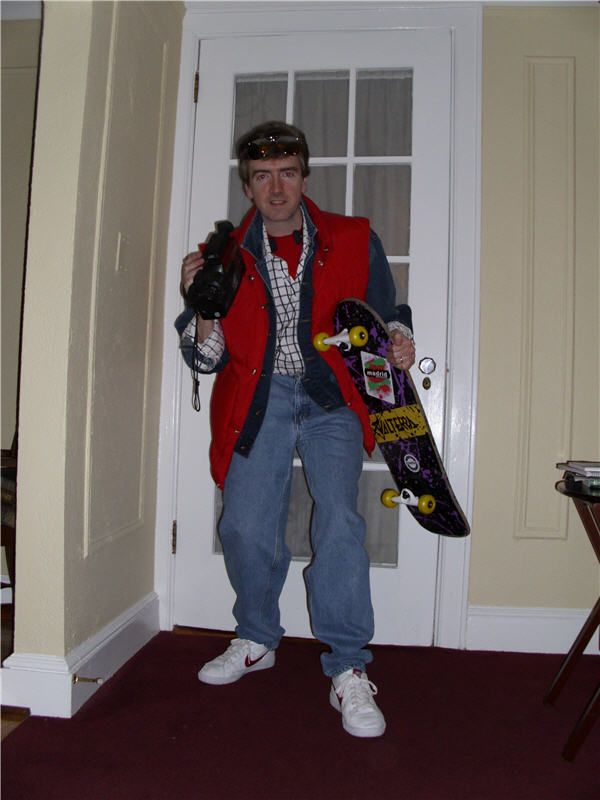 25 best ideas about marty mcfly costume on pinterest