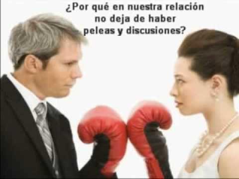 ¿Por qué en nuestra relación no deja de haber peleas y discusiones?