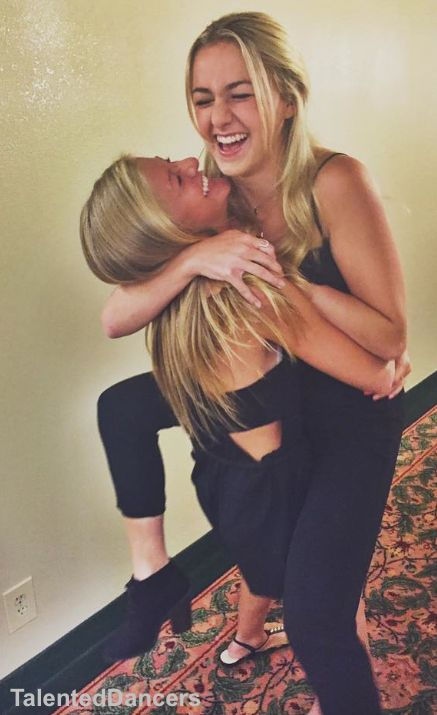 follow @TalentedDancers's #LukasiakChloe board for more pics of the twinnies…