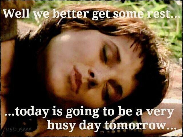 xena warrior princess quote fromBeen There, Done That s03ep02 Good ...