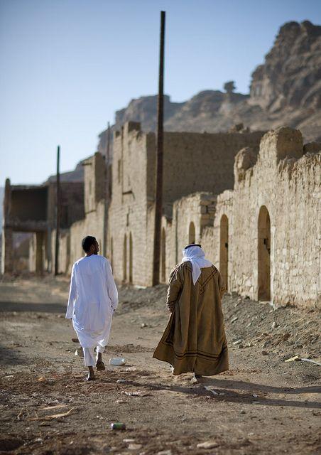 Al Ula old market - Saudi Arabia