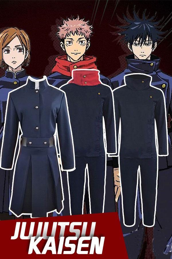 Jujutsu Kaisen Cosplay Costume In 2021 Anime Cosplay Costumes Cosplay Costumes Cosplay
