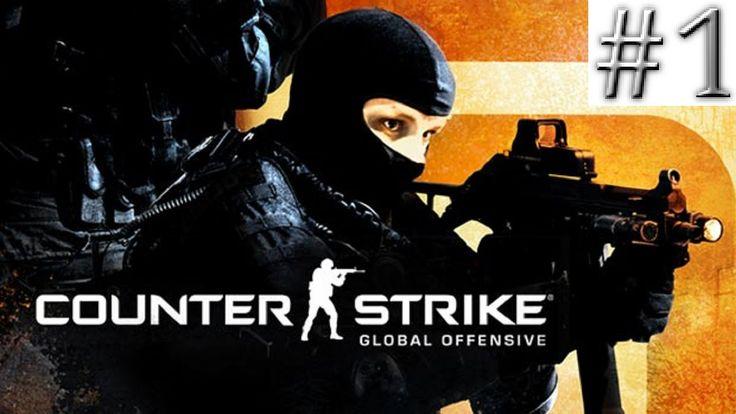 Counter Strike GO - Na botach #1