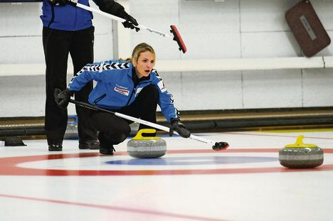 Athletes head to Latvia for Sochi 2014 points at World Women's Curling Championship