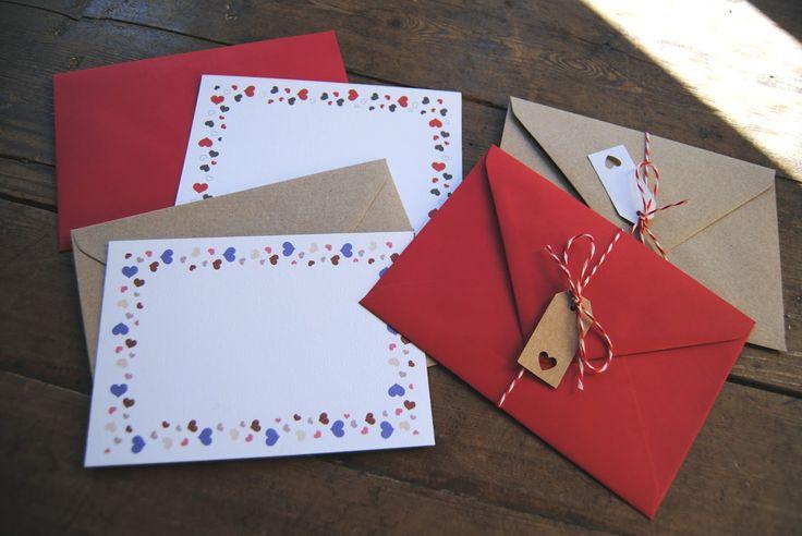 tarjetas de san valentin hechas a mano - Buscar con Google