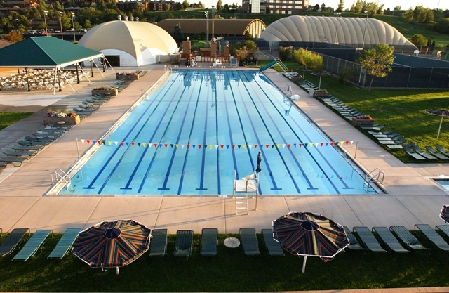 Resort's Olympic Size Pool