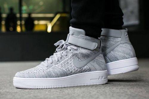 new style dafd0 5351e Nike Air Force 1 Ultra Flyknit Mid  sneakers  sneakernews  StreetStyle   Kicks  adidas  nike  vans  newbalance  puma  ADIDAS  ASICS  CONVERSE   DIADORA ...