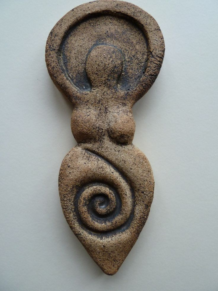Earth Mother Goddess ceramic stoneware sculpture wall decoration by ElementalCeramics on Etsy https://www.etsy.com/listing/172881525/earth-mother-goddess-ceramic-stoneware