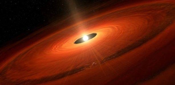 Cientistas detectam nascimento de novo planeta em nuvem de poeira estelar