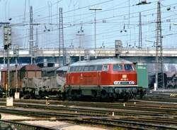 217 013-2 Nürnberg, April 1982