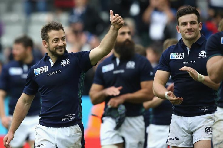 Greig Laidlaw plays the Harry Potter role as Scotland conjure quarter-final place Outstanding scrum-half bags 26 points to see off valiant Samoa and clinch a knockout match against Australia next weekend