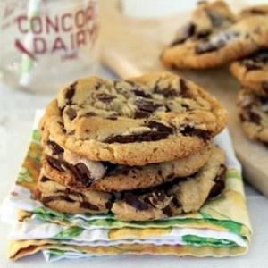 Chocolate Chip Cookies   The Sweet Stuff   Pinterest