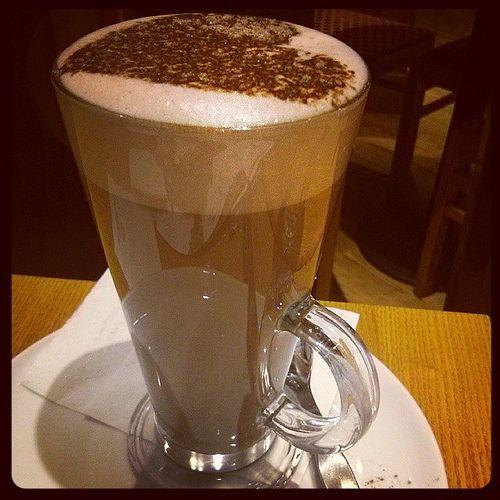 I love hot chocolate! #drink #beverage #chocolate #yum #yummy