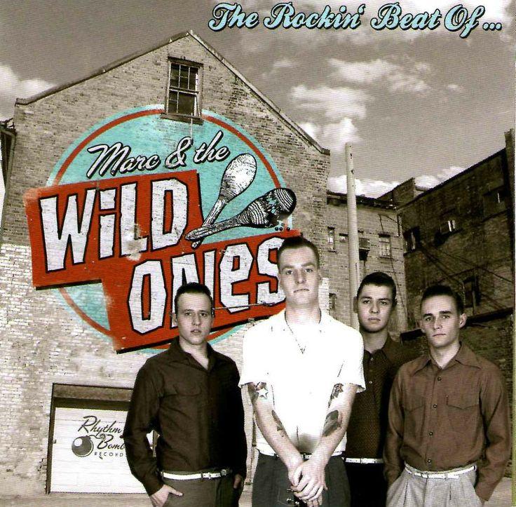 Marc & the Wild Ones - WILD ROCKABILLY BAND !