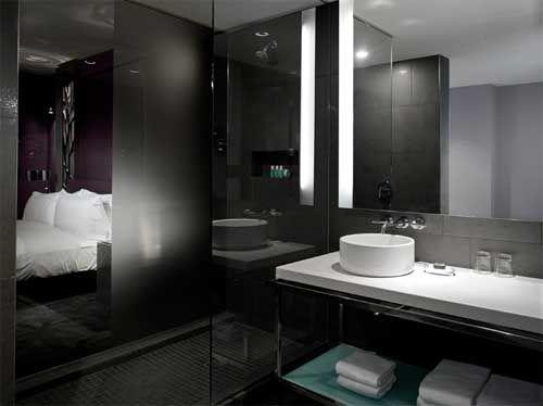bathroom W Hotel Atlanta | Bathroom | Pinterest
