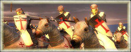 Knights Templars -- The Crusader States Guild Unit