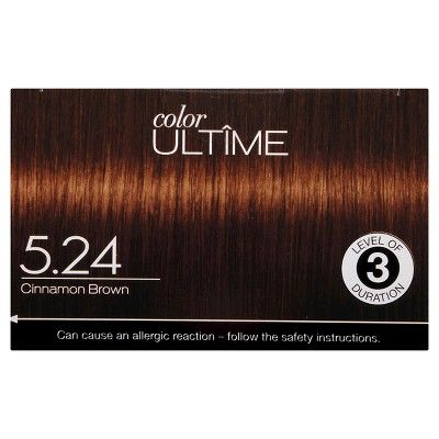 Schwarzkopf Color Ultime Deep Brunettes Hair Color 5.24 Cinnamon Brown - 2.03 oz