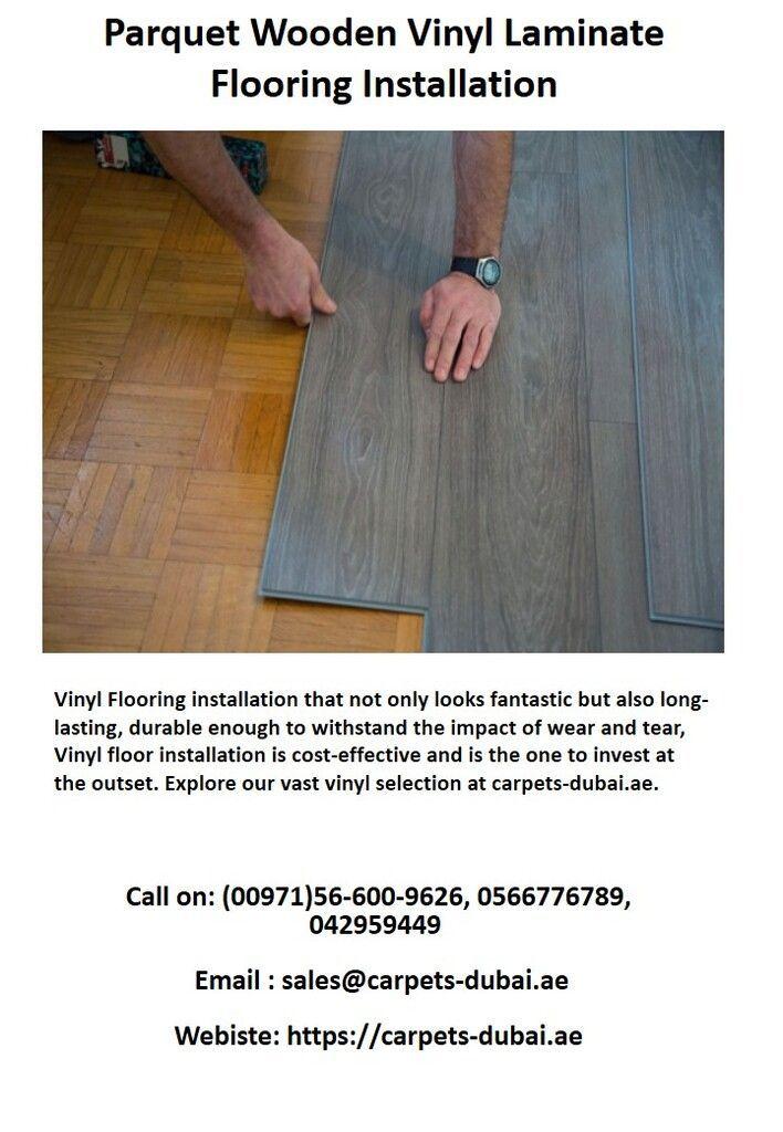 Vinyl Flooring Installation In Dubai Vinyl Flooring Installation That Not Only Looks Fa In 2020 Vinyl Flooring Vinyl Flooring Installation Vinyl Laminate Flooring