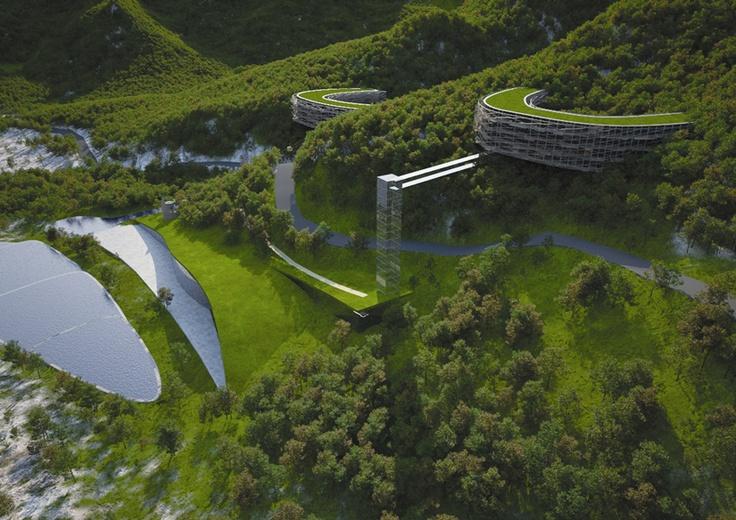 Mentougou Eco Valley, near Beijing