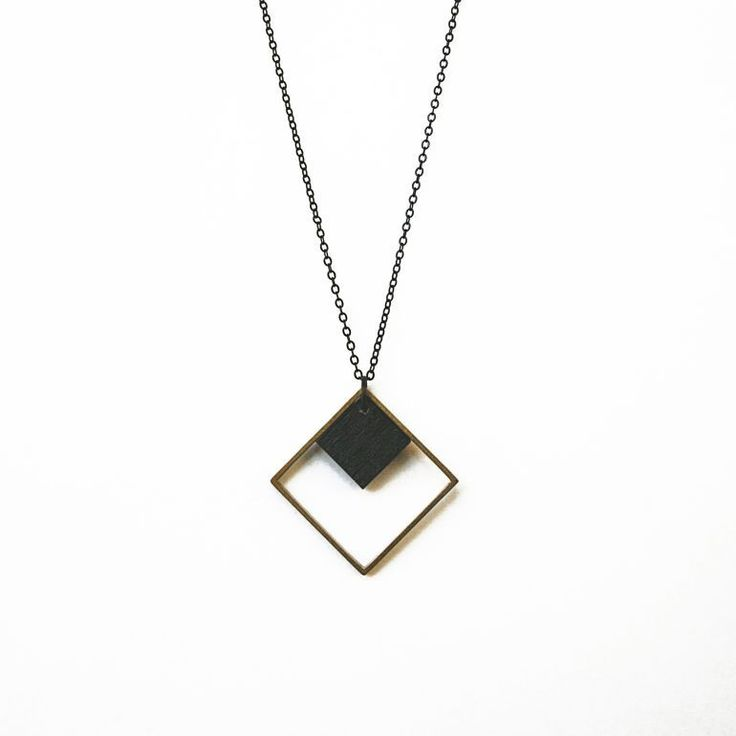 Grundled halskæde - Indirekte Objekt - Antique gold #grundled#smykker#tingatango#designbutik