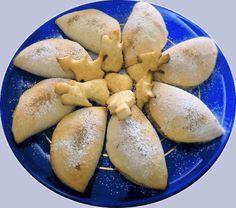 Pasticciotti mandorle melone giallo
