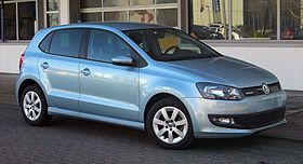 Volkswagen Polo Mk5 – 2009