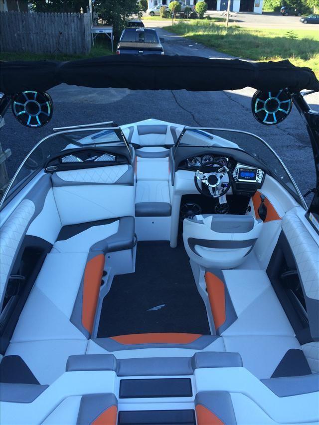 White Motor Company >> 2015 tige boat interior images - Google Search | Dream Boats | Pinterest | Boat interior ...