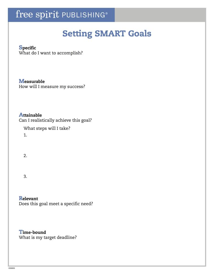 The 25+ best Smart goals worksheet ideas on Pinterest Smart goal - smart goals template