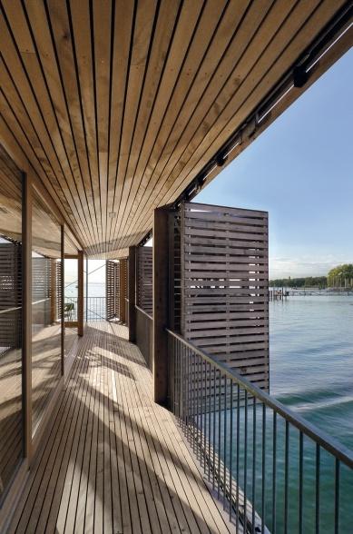 Seehotel Kaiserstrand - Badehaus am Bodensee (Foto:Tom Madlener)