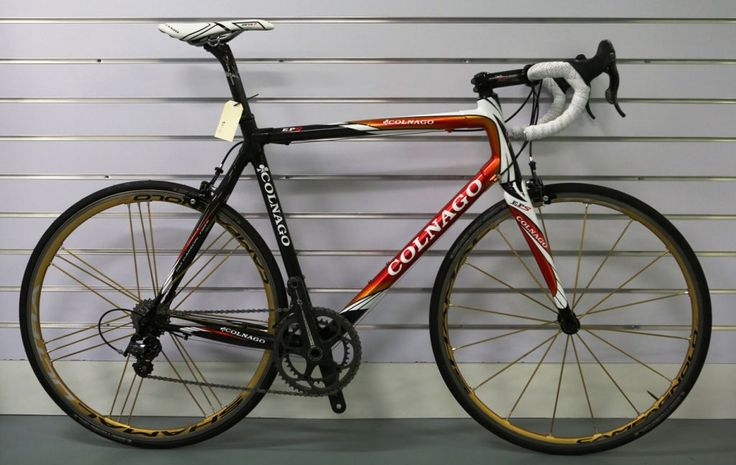 If you are a taller guy who rides a 58cm bike and are looking to upgrade your present machine, then this Colnago EPS is worth a look.  Equipped with a Campagnolo Super Record ensemble and brand new carbon wheels, it is in excellent condition.   With hardly a mark on it, you could be forgiven for mistaking it for brand new.